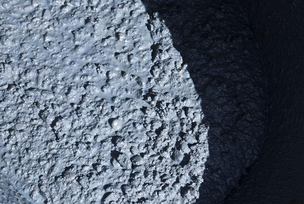 бетонная смесь с водой
