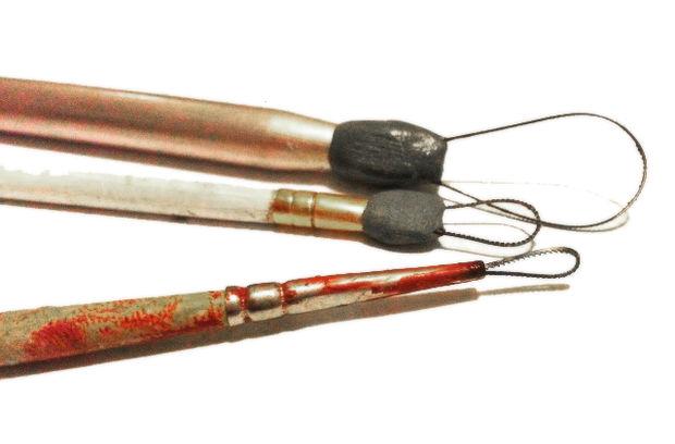 инструменты с эпоксидной смолой