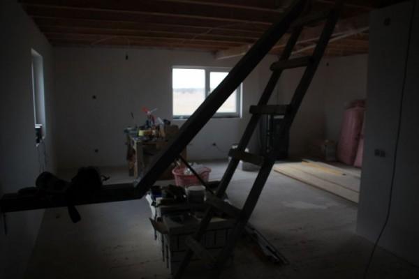 Основная балка для лестницы