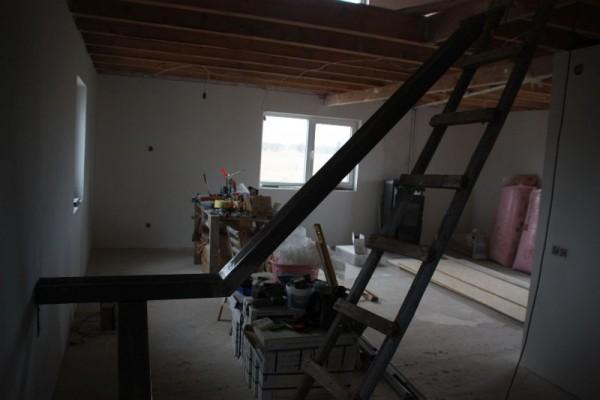 Несущая балка для лестницы