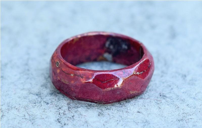 Как сделать медное кольцо своими руками