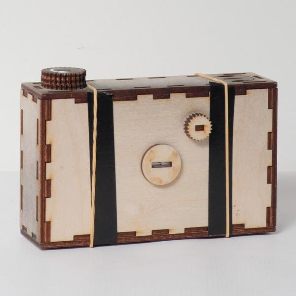 Образец классической камеры с затвором