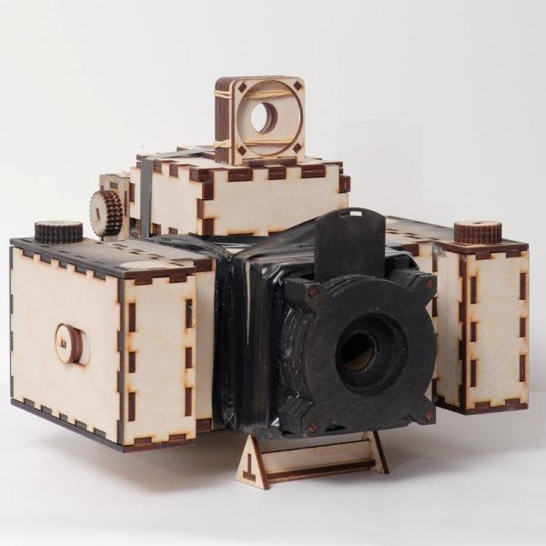 Трёхцветная камера