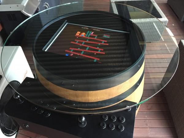 Игровой автомат в рабочем состоянии