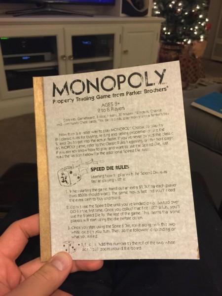 Книга Правила игры