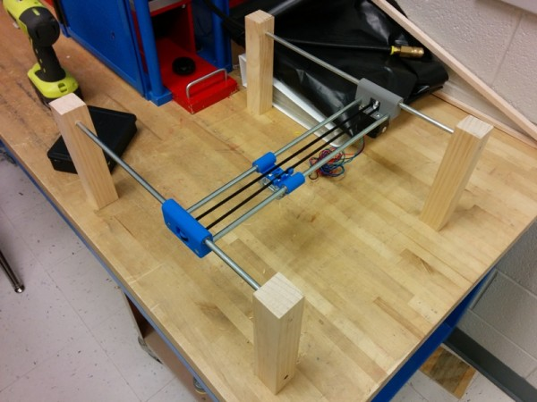Как сделать своими руками лазерный гравировальный станок 74