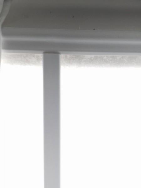 Перегородка в раме фальш окна