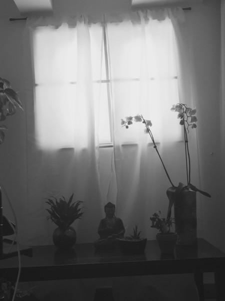 Готовое фальш окно с включённым светом
