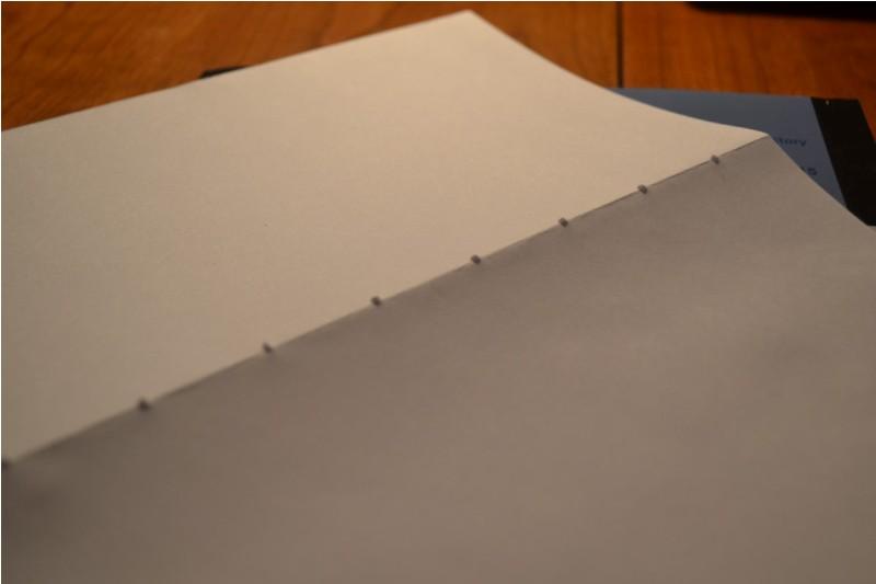 Как из 1 листа бумаги сделать блокнот своими руками 44