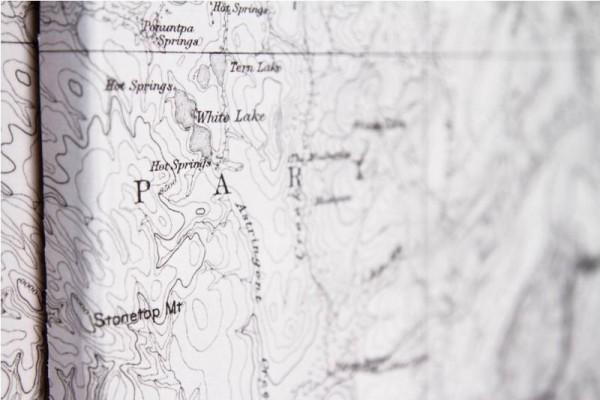 Карта крупным планом