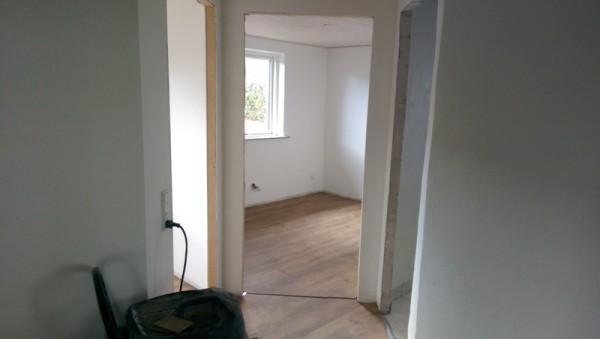 Дверные проёмы в комнатах