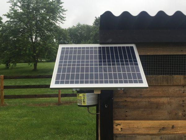 Панель солнечных батарей